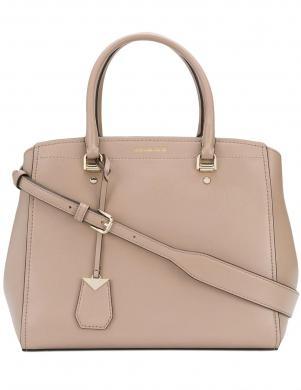 MICHAEL KORS sieviešu rozā ādas soma