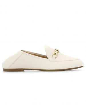 MICHAEL KORS sieviešu gaiši ādas apavi CHARLTON