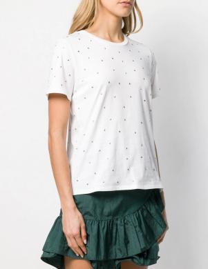 MICHAEL KORS balts sieviešu krekls