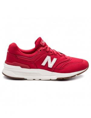 NEW BALANCE vīriešu sarkani brīva laika apavi