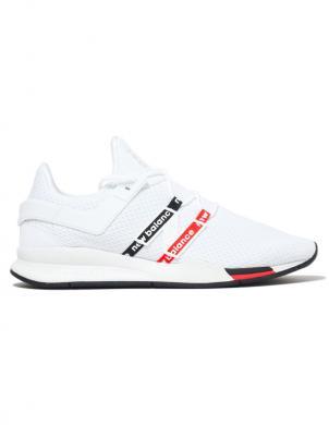 NEW BALANCE vīriešu balti brīva laika apavi