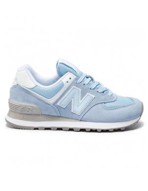 NEW BALANCE sieviešu zili brīva laika apavi