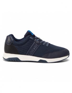 S.OLIVER vīriešu zili brīva laika apavi
