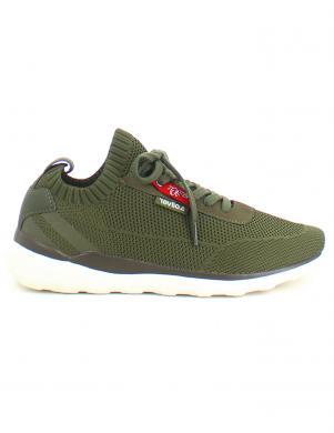 S.OLIVER vīriešu zaļi brīva laika apavi