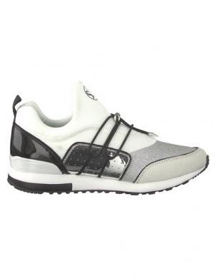 S.OLIVER sieviešu balti brīva laika apavi
