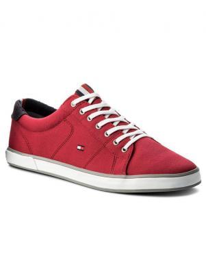 TOMMY HILFIGER vīriešu sarkani brīva laika apavi