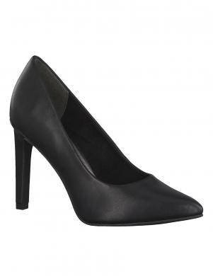 MARCO TOZZI sieviešu melni eleganti augstpapēžu apavi