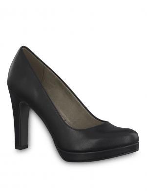 TAMARIS sieviešu melni augstpapēžu apavi LYCORIS