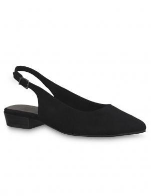 TAMARIS sieviešu melnas sandales SCOTA