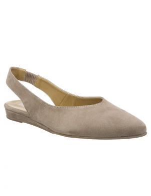 TAMARIS sieviešu krēmīgas ādas aizdares sandales