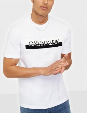 CALVIN KLEIN  vīriešu balts krekls