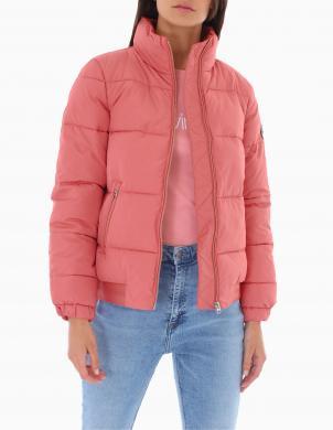 CALVIN KLEIN  sieviešu rozā īsa jaka