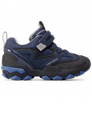GEOX bērnu zili-melni ikdienas apavi J Buller B.B ABX