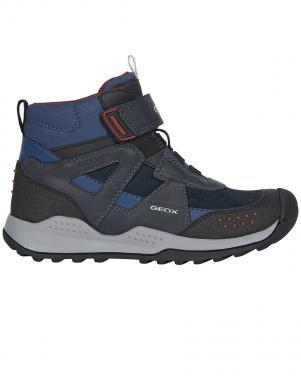GEOX bērnu zili apavi TERAM BOY B ABX