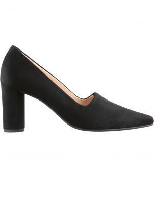 HOGL sieviešu melni augstpapēžu apavi CUSHY