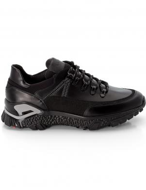 LLOYD vīriešu melni ikdienas apavi