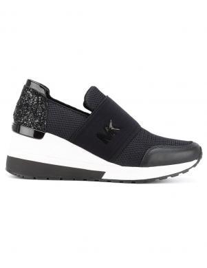 MICHAEL KORS sieviešu melni ikdienas apavi