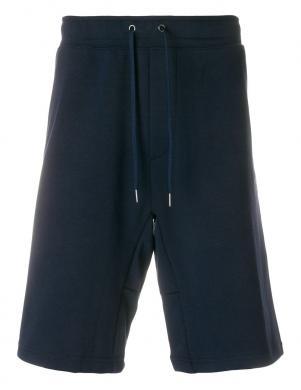 POLO RALPH LAUREN vīriešu tumši zili šorti ar elastīgu vidukli
