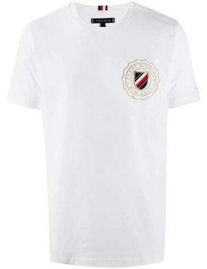 TOMMY HILFIGER vīriešu balts krekls