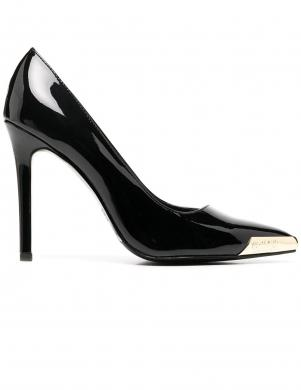 VERSACE JEANS COUTURE sieviešu melni augstpapēžu apavi