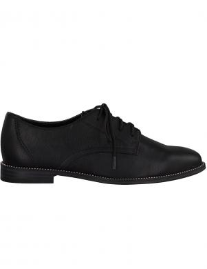 TAMARIS sieviešu melni apavi