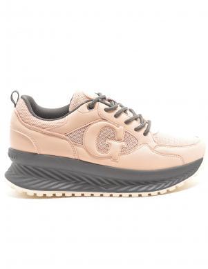 GRUNBERG sieviešu rozā ikdienas apavi