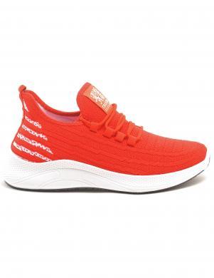 CROSBY bērnu sarkani ikdienas apavi