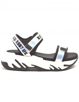 KEDDO bērnu sudraba sandales