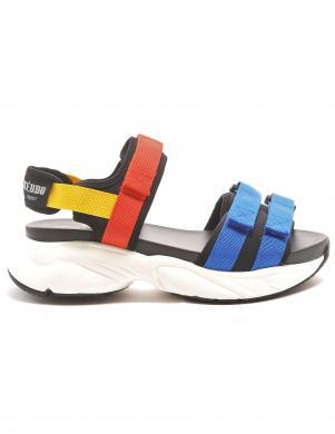 KEDDO sieviešu krāsainas sandales