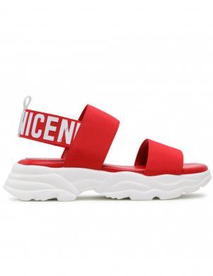 BETSY sieviešu sarkanas sandales