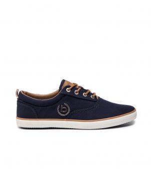 BUGATTI vīriešu zili ikdienas apavi ALFA