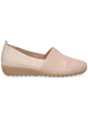 CAPRICE sieviešu krēmīgi ar gludu papēdi apavi