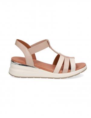 CAPRICE sieviešu krēmīgas sandales