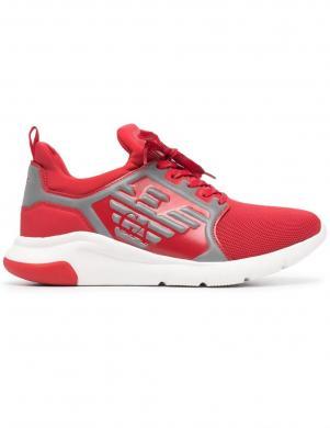 EA7 vīriešu sarkani ikdienas apavi