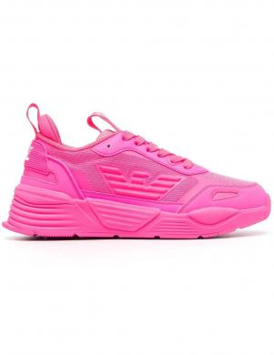 EA7 sieviešu rozā ikdienas apavi