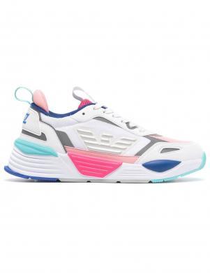 EA7 sieviešu krāsaini ikdienas apavi