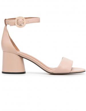 EMPORIO ARMANI sieviešu krēmīgas sandales