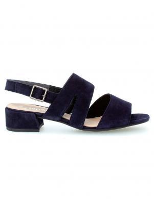 GABOR sieviešu zilas sandales