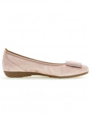 GABOR sieviešu rozā balerīnas apavi