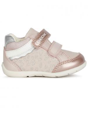 GEOX bērnu rozā balerīnas apavi meitenēm B ELTHAN GIRL