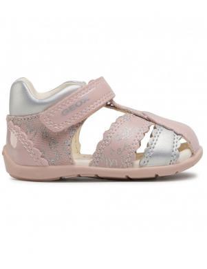 GEOX bērnu rozā sandales B ELTHAN GIRL