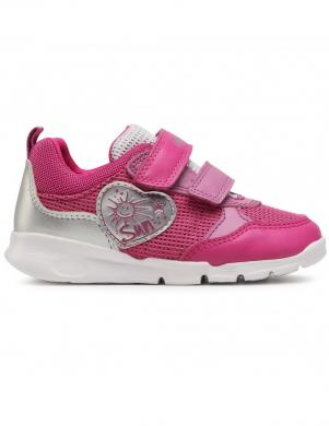 GEOX bērnu rozā ikdienas apavi B RUNNER GIRL
