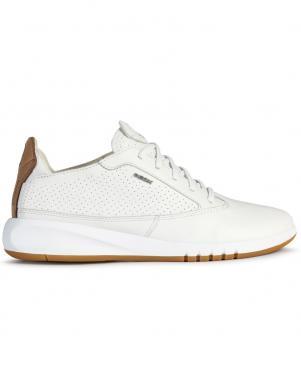 GEOX sieviešu balti ikdienas apavi AERANTIS