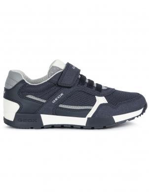 GEOX bērnu zili ikdienas apavi zēniem J ALFIER BOY