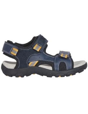 GEOX bērnu zilas sandales SANDAL STRADA