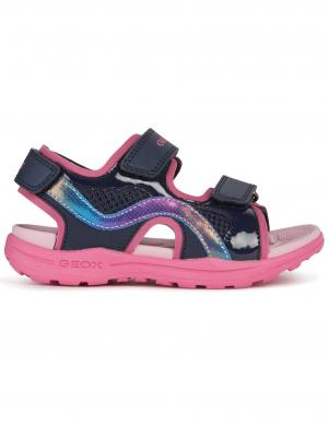 GEOX bērnu zilas sandales meitenēm VANIETT GIRL