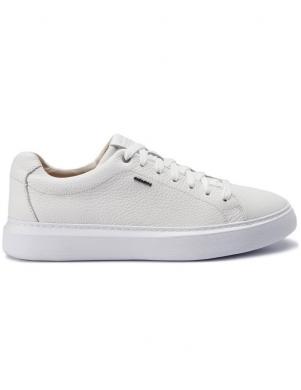 GEOX vīriešu balti ikdienas apavi DEIVEN