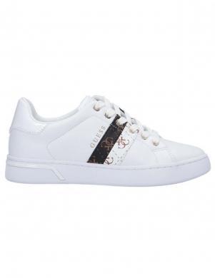 GUESS sieviešu balti ikdienas apavi REEL