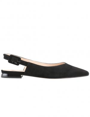 HOGL sieviešu melnas slēgtas sandales BELLA