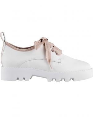 HOGL sieviešu balti apavi ar biezu zoli DADDY COOL